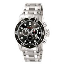 Relógio Invicta Scuba Pro Diver 0069 100% Original Mergulho