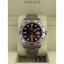 Rolex Explorer 2014 Com Caixa , Tags , Cartao De Garantia .