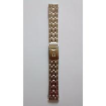 Pulseira Novo Relógio Tissot Prc200 Aço T055