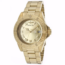Relógio Invicta Pro Diver 12820 - Dourado Feminino