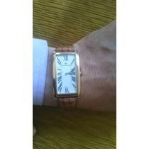 Relógio Maurice Lacroix Masculino Lindo Plaque De Ouro
