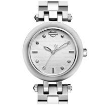 Relógio Bulova Harley-davidson Feminino Wh28031q - 76l171