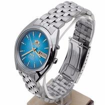 Relógio Orient Automático 21 Jewels Wr 30m Fem0401tl9 --