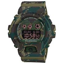 Relógio Casio G-shock Camuflado Modelo Gd-x6900mc-3dr