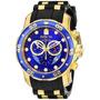 Relógio Invicta Scuba Pro Diver 6983 Original Swiss Ouro 18k