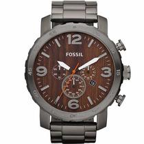 Relógio Fossil Masculino Fjr1355/z - Jr1355