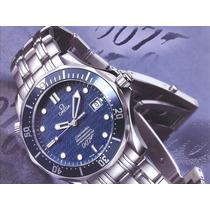 Omega 007 James Bond 40 Anos Edição Rara Seamaster Automátic