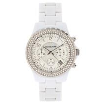 Relógio De Luxo Michael Kors Mk5300 Chronograph Analógico!!!