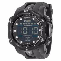 Relógio Speedo Sport Lifestyle Cronômetr Alarme 81078g0egnp2