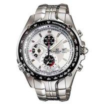 Relógio Casio Edifice Ef 543d 1av No Brasil Fundo Branco