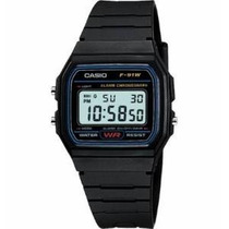Lindo Relógio De Pulso Digital Casio F91w
