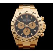 Rolex Daytona Ouro Amarelo, Ano 2014 Completissimo 116528