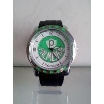 Relógio Masculino Torcedor Palmeiras Frete Gratis Garantia