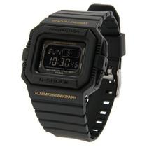 Relógio Casio G-shock Dw-d5500-1bdr Resist. A Choques / 200m