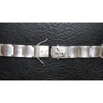 Pulseira Para Relogios Rolex, Ou Outros, Em Prata O.925