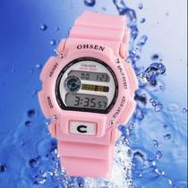 Relógio De Pulso Analógico Ohsen Feminino