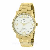 Relógio Champion Fem. Ch24213b - Garantia E Nota Fiscal