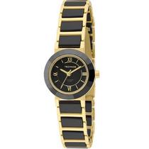 Relógio Technos Feminino Ceramic Sapphire 2035lwf/4p Pequeno