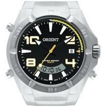 Relógio Orient Anadigi Sport Mbssa040 - Garantia E Nf