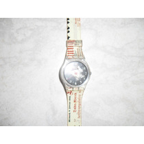Relógio De Pulso Feminino, Marca Swatch