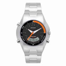 Relógio Orient Anadigi Sport Mbssa022 - Garantia E Nf