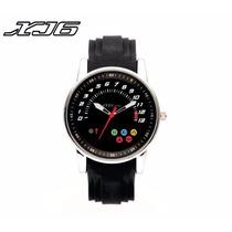 Relógio Cst Racer Moto Yamaha Xj6 - Preto