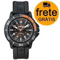 Relógio Esportivo Timex Ironman T49940wkl/tn - Frete Grátis