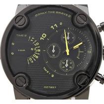 Relógio Diesel Dz7257 Leilão Com Frete Grátis !