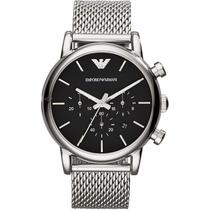 Relógio Emporio Armani Ar1811 C/caixa+certificado - Original