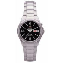 Relógio Masculino Orient Automático Aço Inox 469ssoo6 Or 56