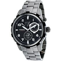 Relógio Fossil Automático Analógico Masculino Me3039/2pn