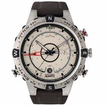 Relógio Masculino Timex Iq - Tide Temp Compass - T2n721pl/ti