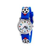 Relógio Para Crianças Futebol