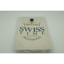 Embalagem Plástica Para Relógios Swiss Time Wristwatches