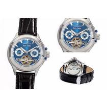 Relógio Alemão Automático,vandebroeck E Cie,novo,cronos Func