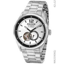 Relógio Magnum Masculino Ref: Ma33906q - Automático