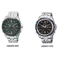 Relógio Citizen Promaster Wigman Iv Jq8000-50e Sedex Grátis