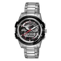 Relógio Technos Masc Bt089a/1c Novo