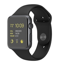 Relógio Apple Watch Sport 42mm Preto - Pronta Entrega