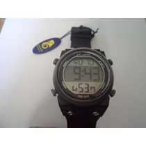 Relógio Atlantis Esportivo Cronômetro Digital A Prova Dágua