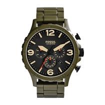 Relógio Fossil Jr14881pn Autorizada Fossil Garantia 2 Anos.