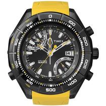 Relógio Timex Expedition T2n730 Altímetro Memória Original !