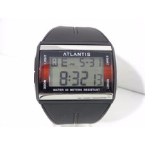Relógio Atlantis Prova Dágua 50 Mts Barato Promoção
