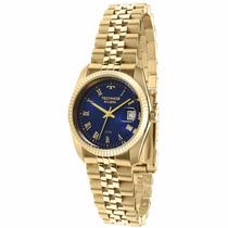 Relógio Technos Feminino Riviera Gl10ib/4a - Garantia E Nf