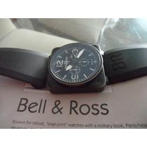 Bell E Ross 46x46mm Movimento 2892-az Pvd