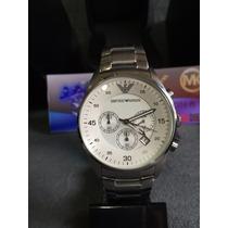 Relógio Emporio Armani Ar5869 100%original Completo C/ Caixa