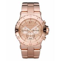 Relógio Michael Kors Mk5314 Rosé Ouro Original, Garantia