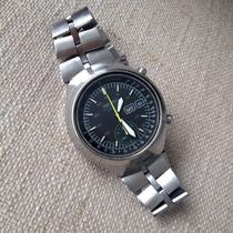 Relógio Seiko 6139-7100 Cronógrafo Automático Helmet