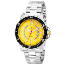 Relógio Champion Analogico, 4,5 Cm, Aço, 100 Atm - Ca30945y