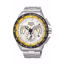Relógio Seiko Vk63ab/1b Calendário Cronógrafo